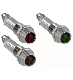 SPIA LED KIT 3 COLORI 6V-12V