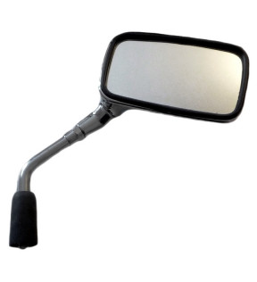 CHROME RIGHT REARVIEW MIRROR