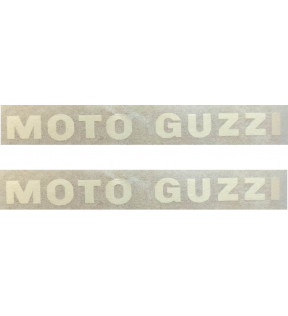 DECAL SIDE BAGS MOTORCYCLE GUZZI