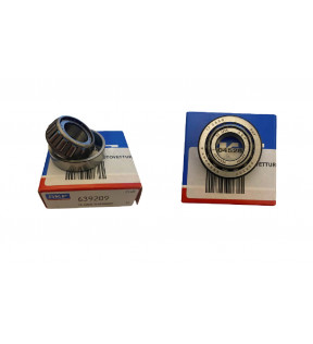 BEARING 15X35X11 CONICAL ROLLERS