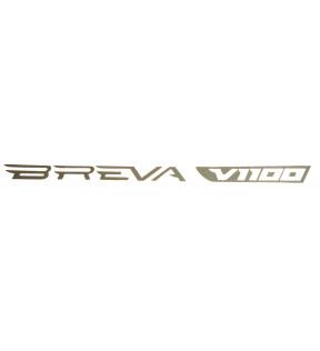 DECALCO BREVA 1100 CODONE ARGENTO