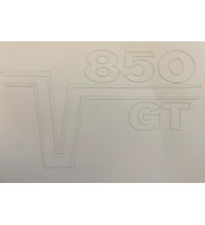 DECAL COVERACCUULATOR WHITE PAIR