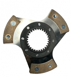 SPECIAL DUCT CLUTCH DISC