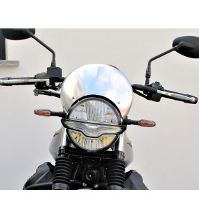CUPOLINO alluminio satinato V7 - V7 Racer -V7 Stone-V7 2-850 V7-850 V7 Centenario