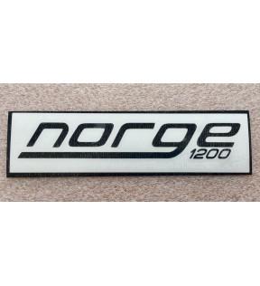 DECAL NORGE 1200 BLACK PAIR