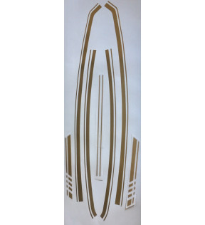 DECAL 850 T GOLD SERIES
