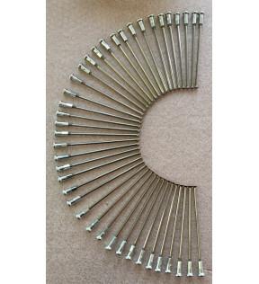 SPOKE 3.5X110 WITH NIPPLE STAINLESS STEEL V7 SPECIAL-V7 SPORT -850 GT -V700