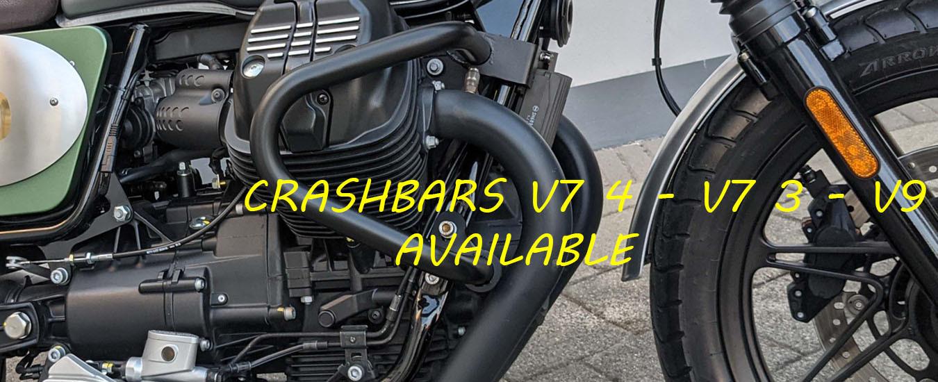 CRASHBARS 850 V7 4 - V7 3 - V9 - 850 V7 CENTENARIO